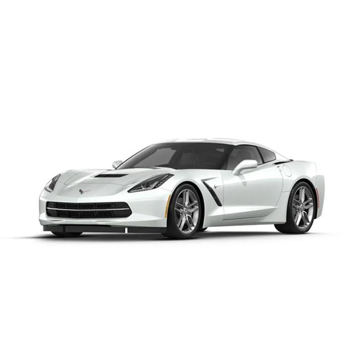 Chevrolet Corvette Stingray Arctic White