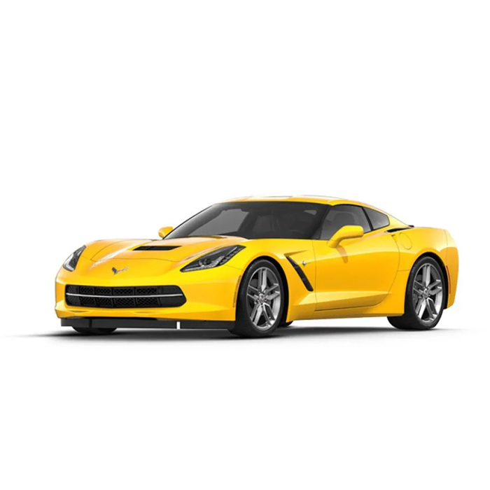 Chevrolet Corvette Stingray Corvette Racing Yellow Tintcoat