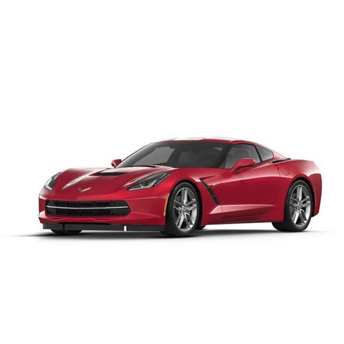 Chevrolet Corvette Stingray Long Beach Red Metallic
