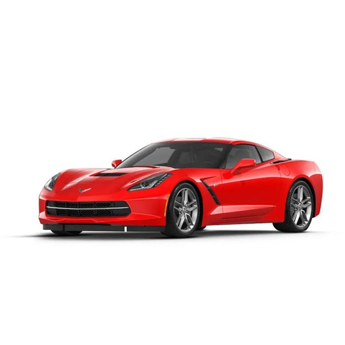 Chevrolet Corvette Stingray Torch Red