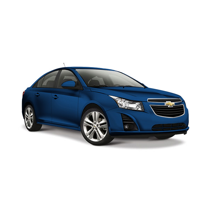 Chevrolet Cruze Mineral Oil Blue