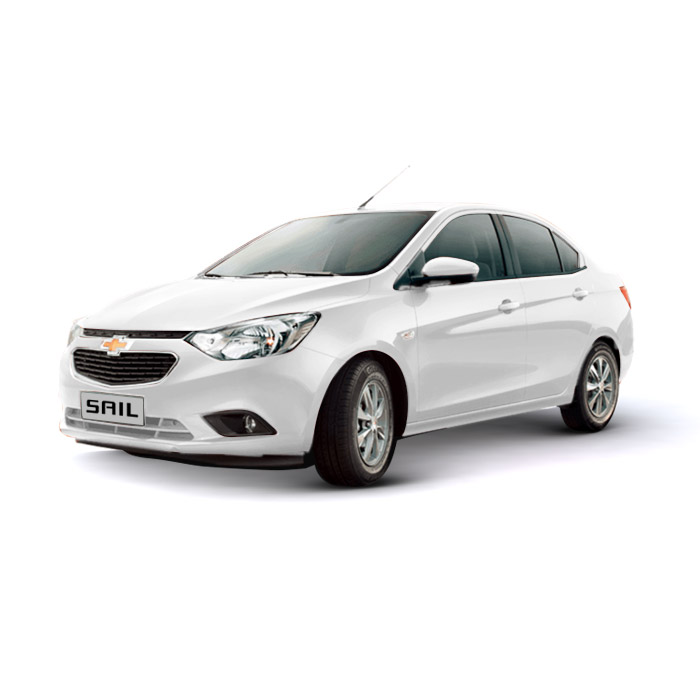 Chevrolet Sail Summit White