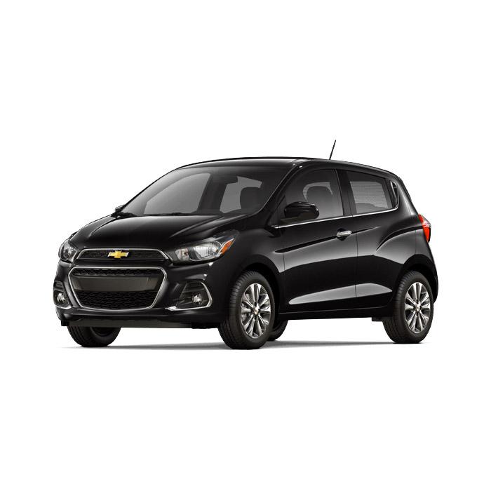 Chevrolet Spark Black Meet Kettle