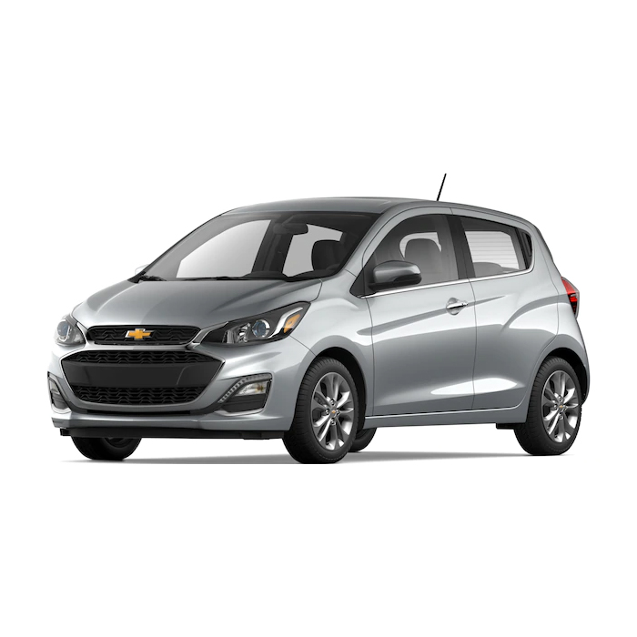 Chevrolet Spark Switchblade Silver Philippines