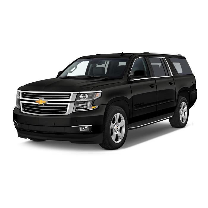 Chevrolet Suburban Black