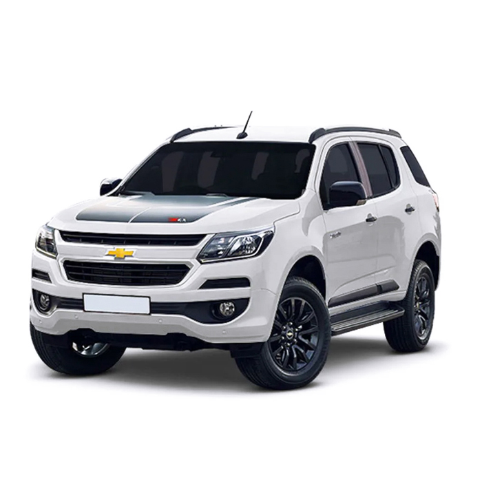 Chevrolet Trailblazer Abalone White Metallic
