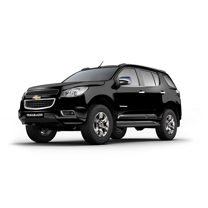 Chevrolet Trailblazer Black Meet Kettle