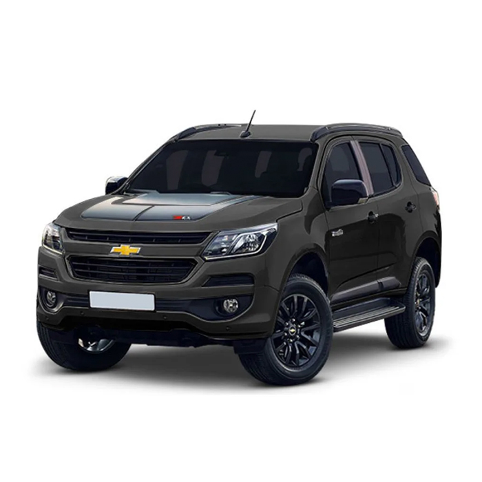 Chevrolet Trailblazer Black Meet Kettle Metallic
