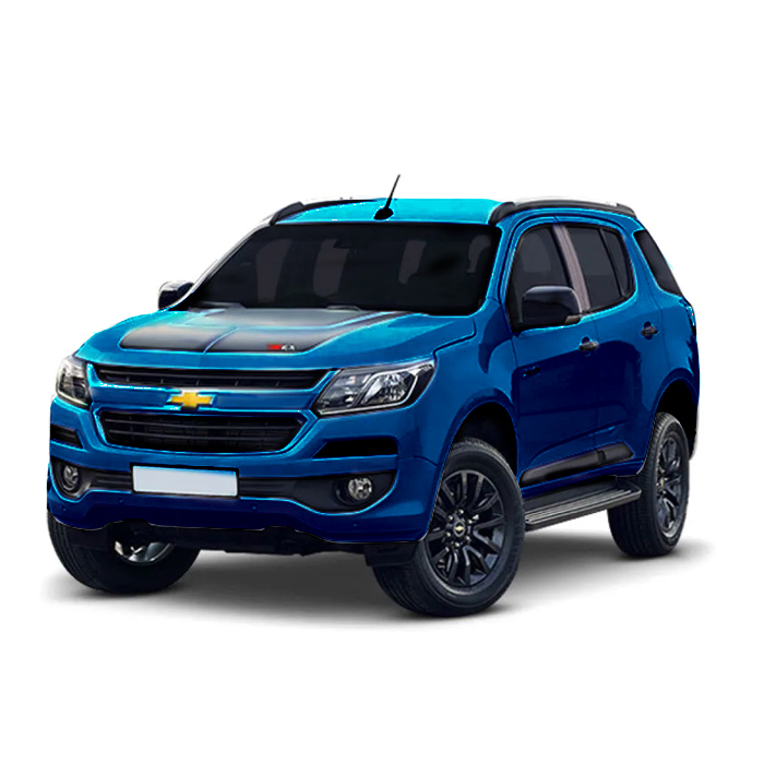 Chevrolet Trailblazer Blue Me Away