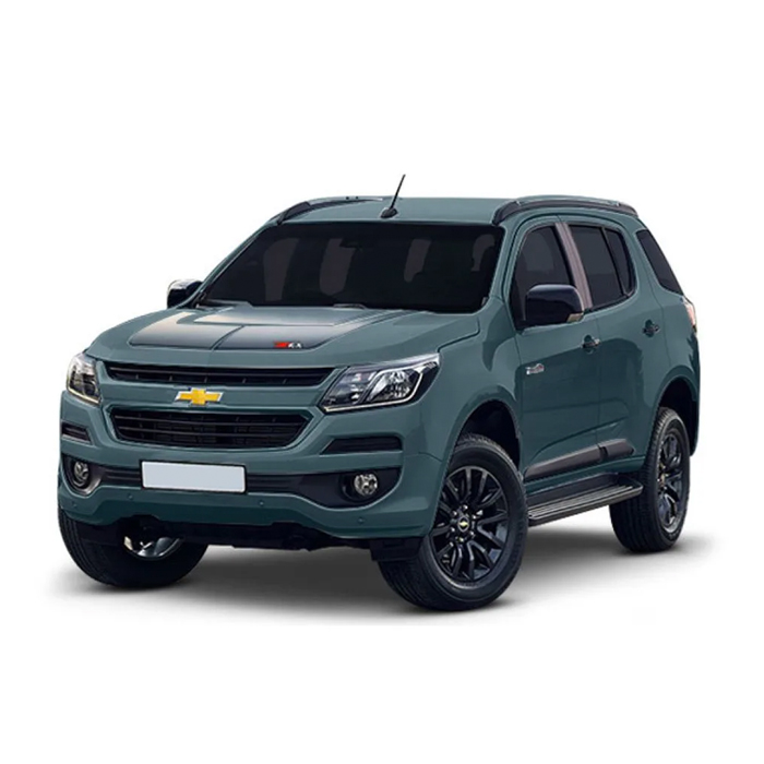 Chevrolet Trailblazer Dark Shadow Metallic