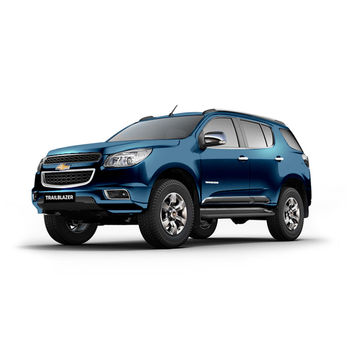 Chevrolet Trailblazer Mountain Blue