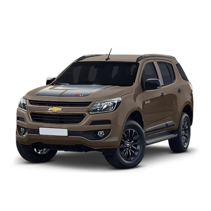 Chevrolet Trailblazer Oxford Metallic Brown