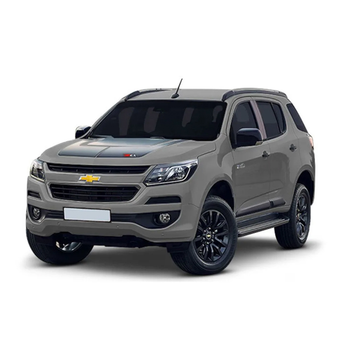 Chevrolet Trailblazer Satin Steel Gray