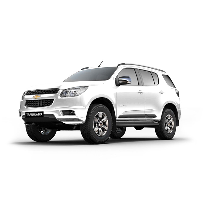 Chevrolet Trailblazer Satin White