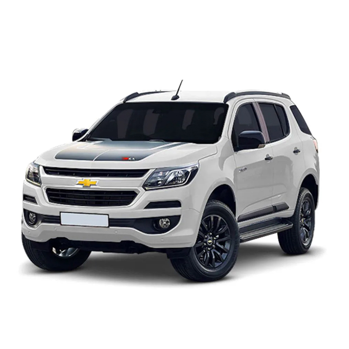 Chevrolet Trailblazer Summit White