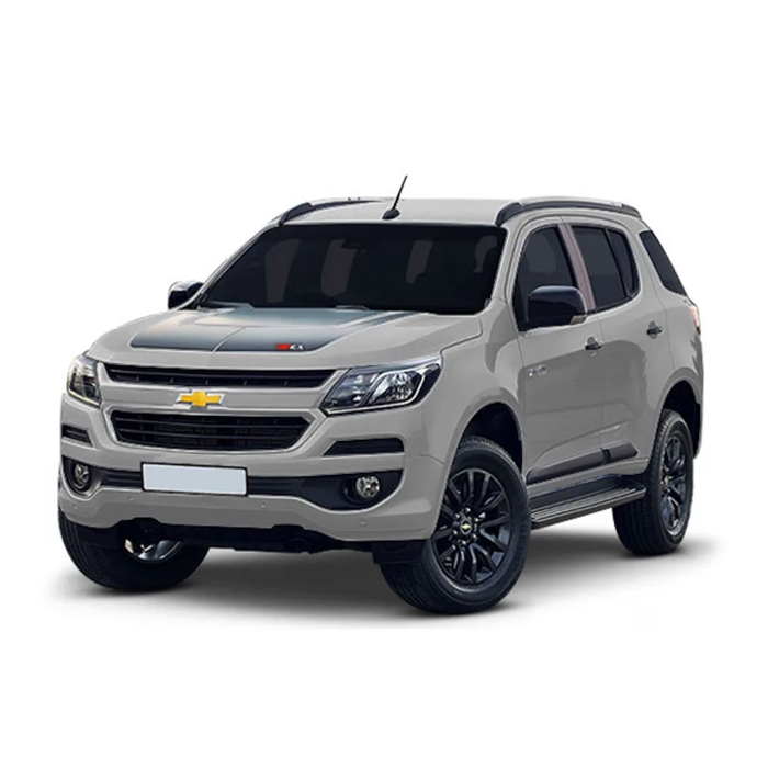 Chevrolet Trailblazer Switchblade Silver