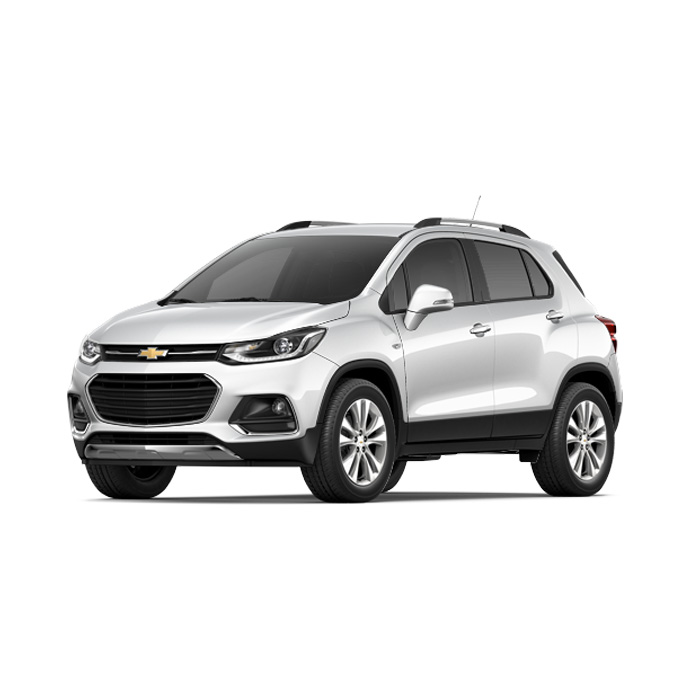 Chevrolet Trax Abalone White