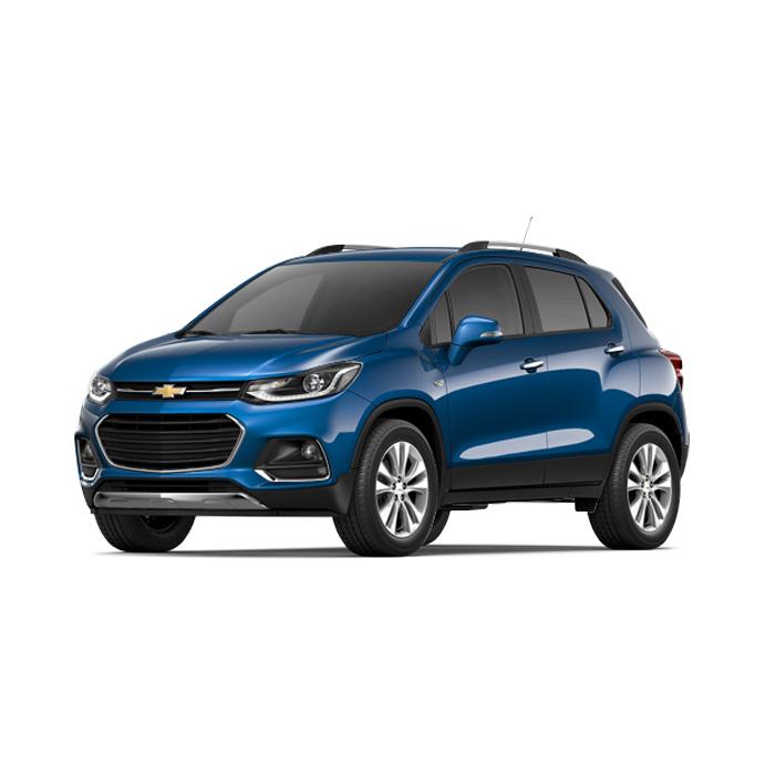 Chevrolet Trax Boracay Blue
