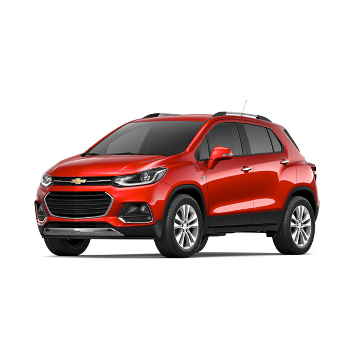 Chevrolet Trax Pull Me Over Red