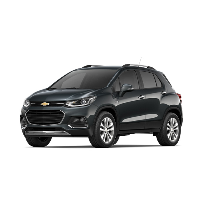 Chevrolet Trax Son of a Gun Gray