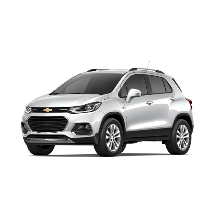 Chevrolet Trax Summit White