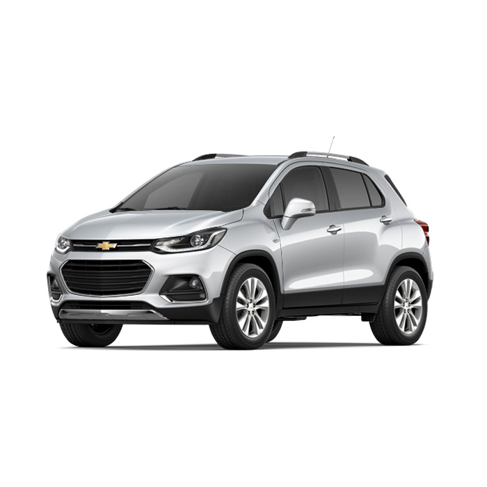 Chevrolet Trax Switchblade Silver