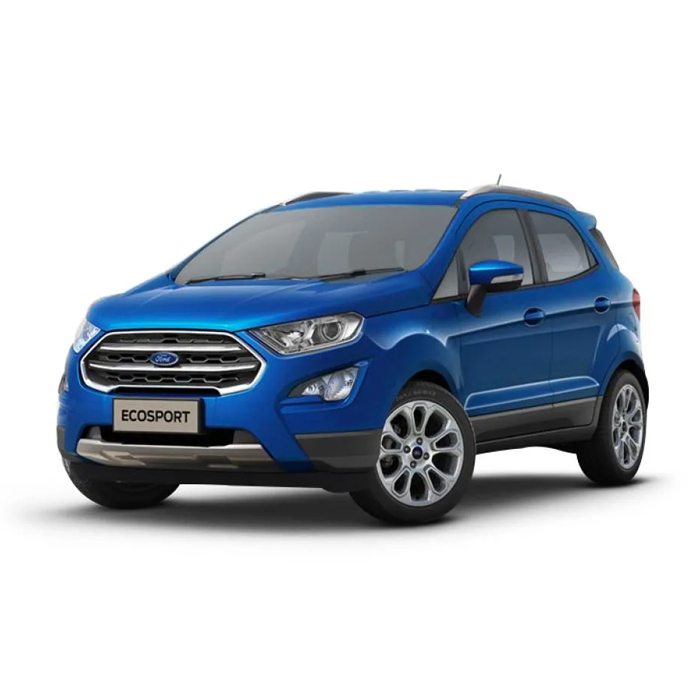 Ford EcoSport Blue Lightning Philippines