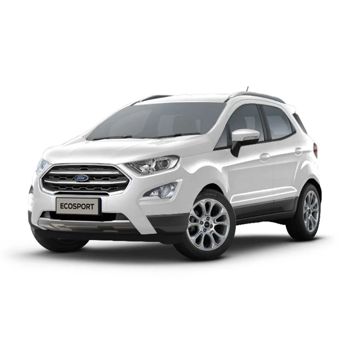 Ford EcoSport Crystal White Philippines