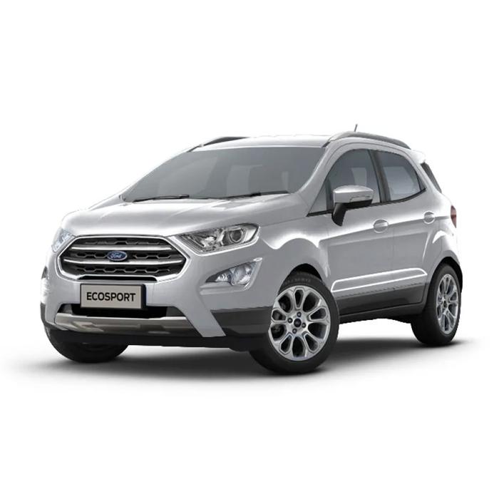 Ford EcoSport Ingot Silver Philippines