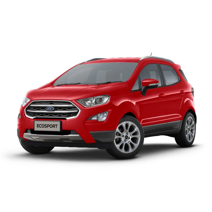 Ford EcoSport Ruby Red Philippines