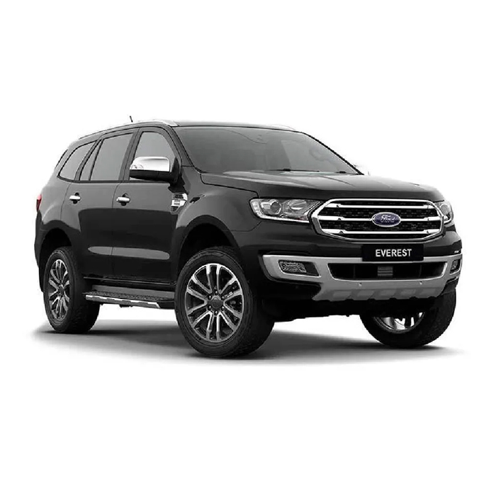 Ford Everest Absolute Black Philippines