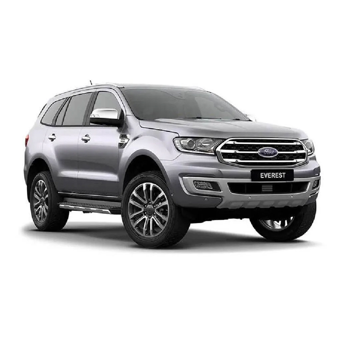 Ford Everest Aluminum Metallic Philippines