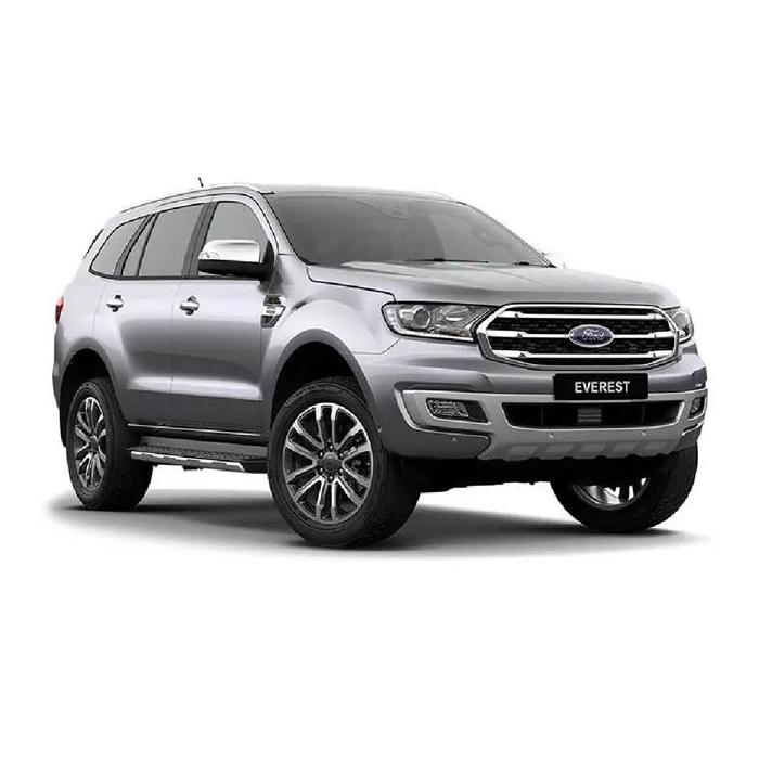 Ford Everest Aluminum Metallic Philippines