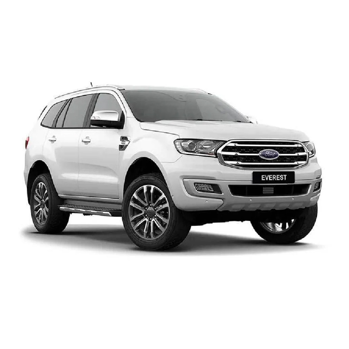 Ford Everest Arctic White Philippines