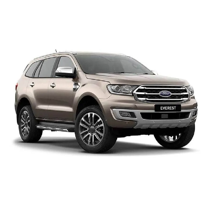 Ford Everest Diffused Silver Philippines