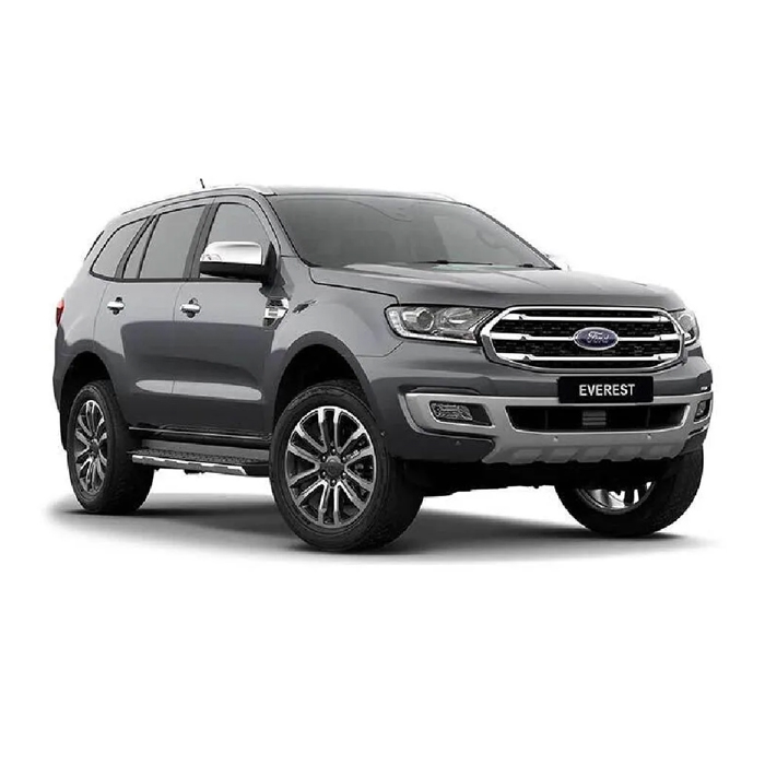 Ford Everest Meteor Grey Philippines