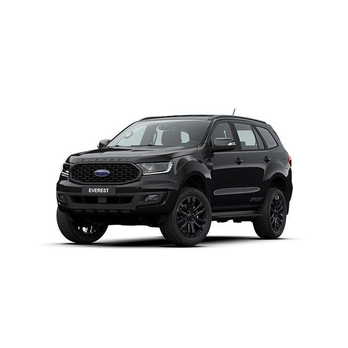 Ford Everest Sport Absolute Black