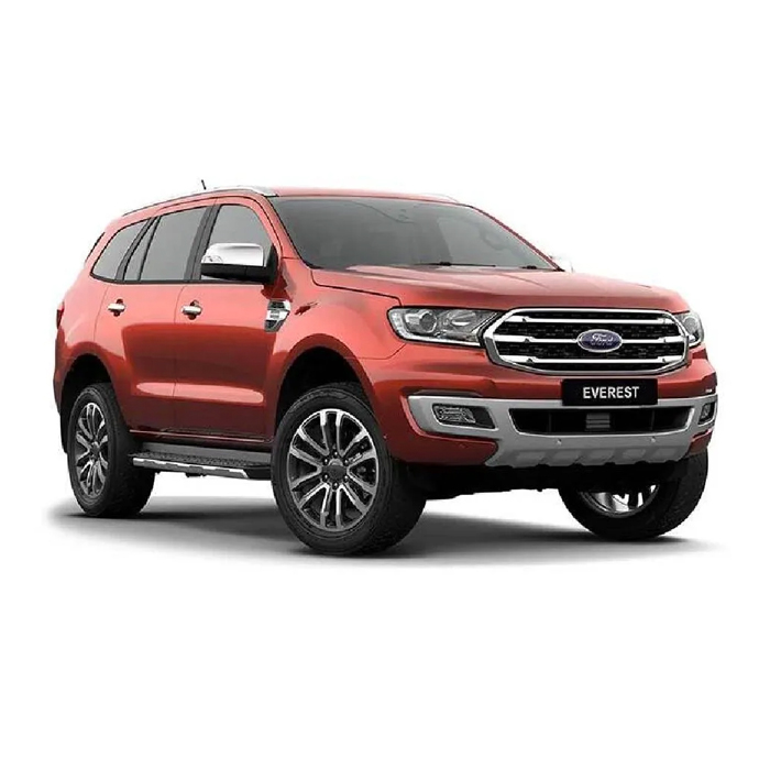 Ford Everest Sunset Red Philippines