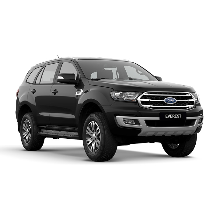 Ford Everest Trend Absolute Black