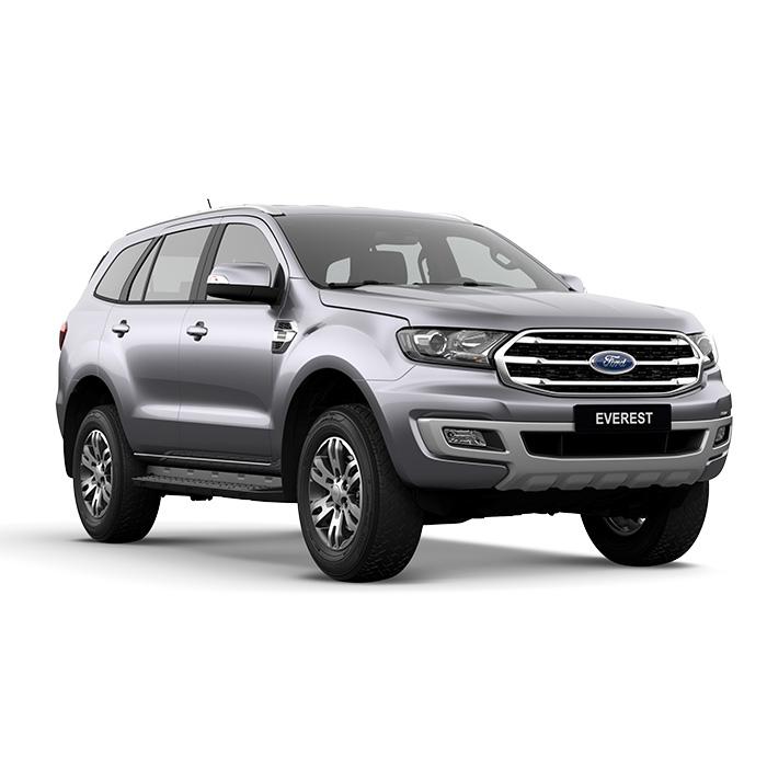 Ford Everest Trend Aluminum Metallic