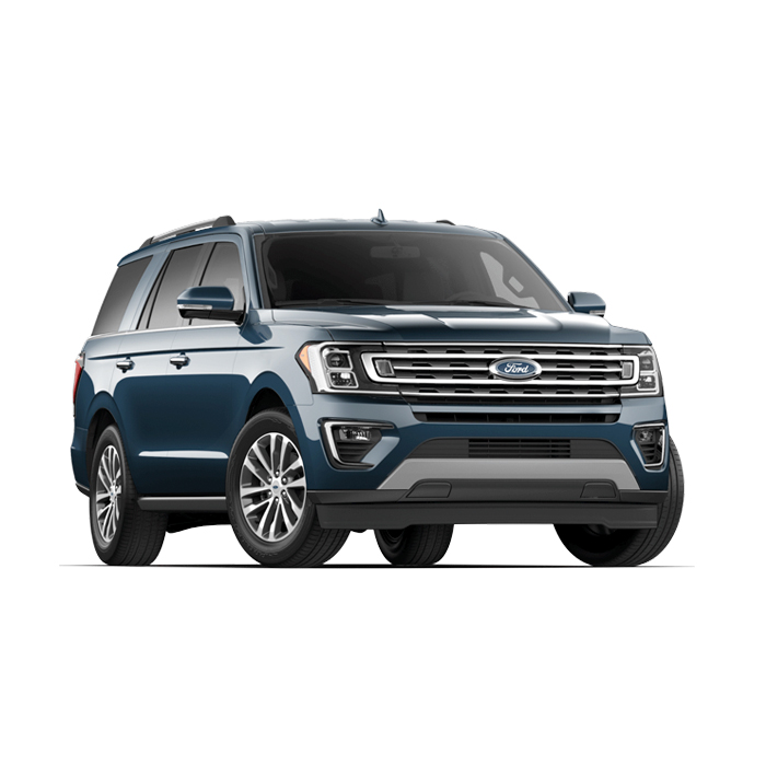 Ford Expedition Blue Metallic