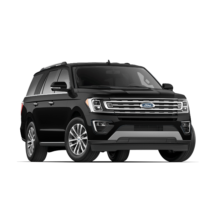Ford Expedition Shadow Black