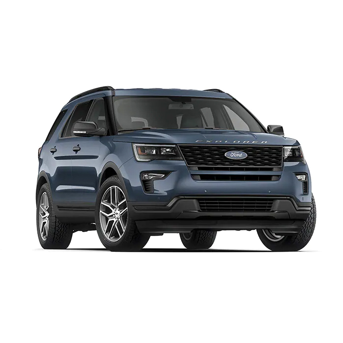 Ford Explorer Blue Metallic Philippines