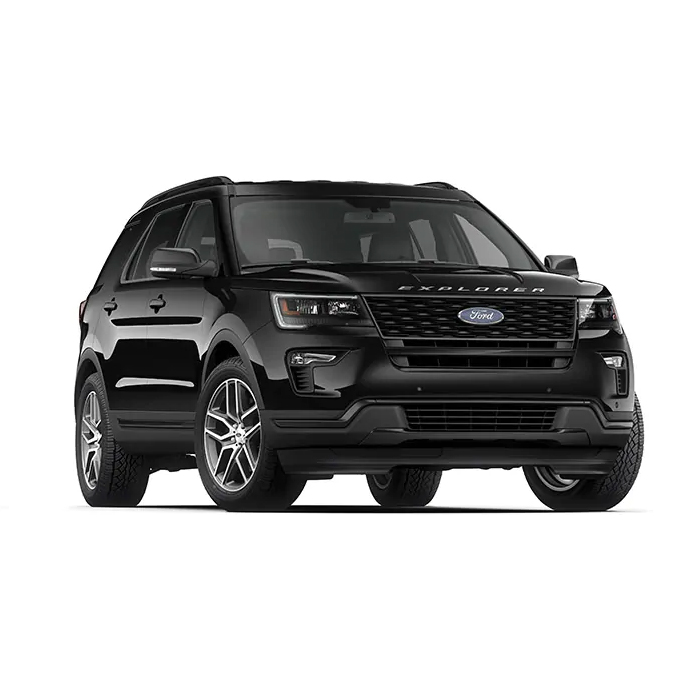 Ford Explorer Shadow Black Philippines
