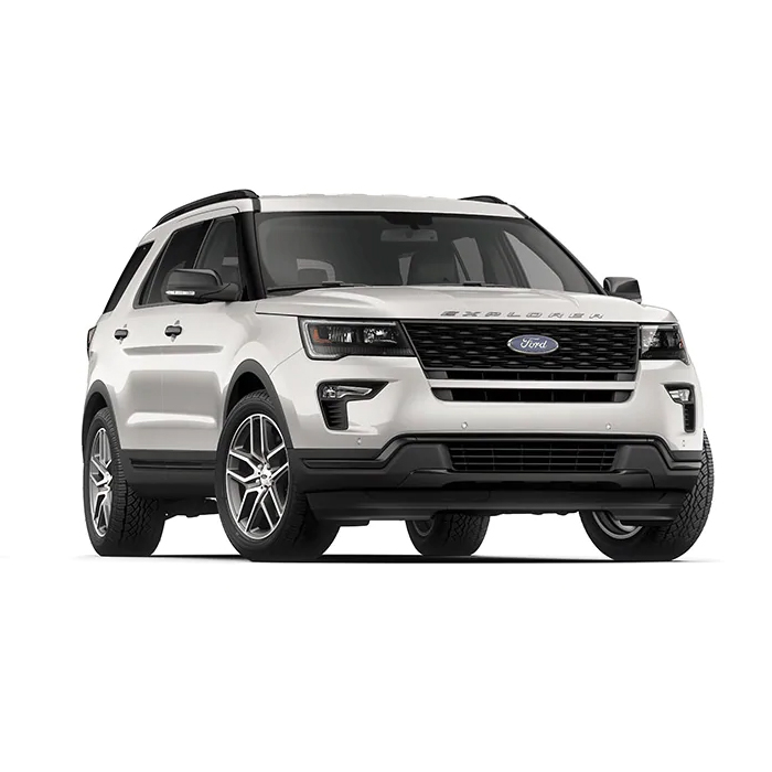 Ford Explorer White Platinum Philippines