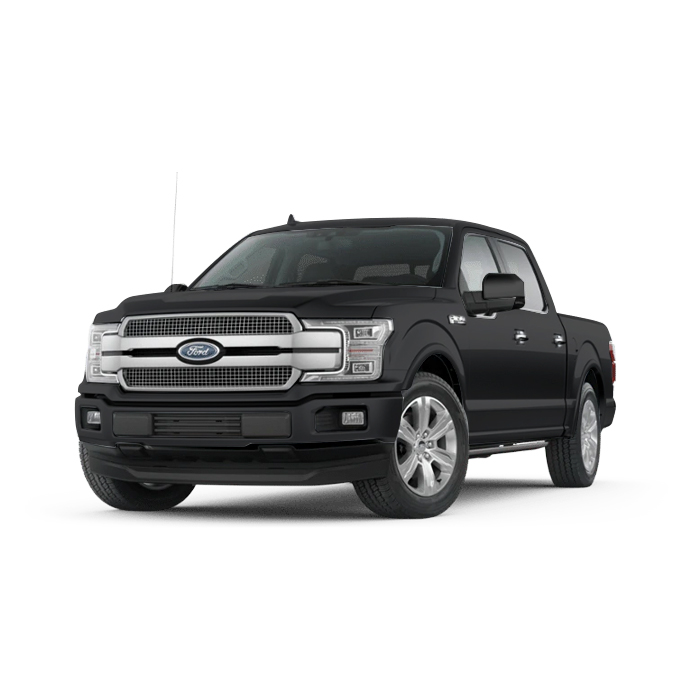Ford F-150 Agate Black
