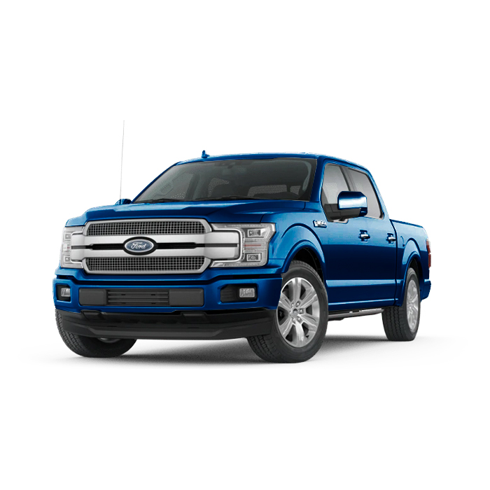 Ford F-150 Blue Jeans