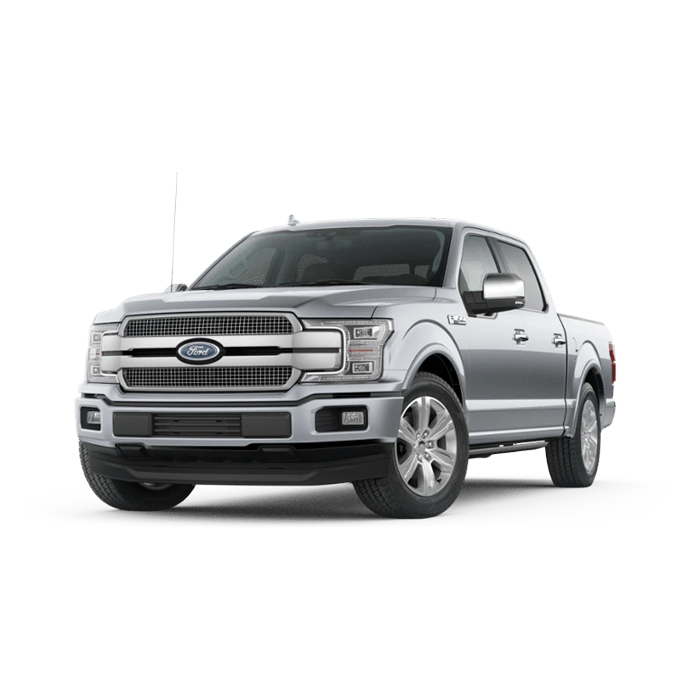 Ford F-150 Iconic Silver