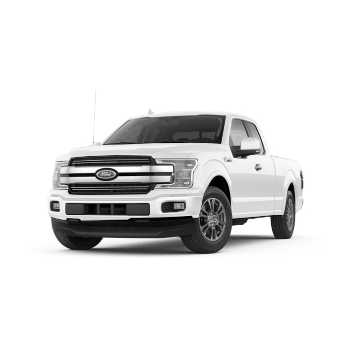 Ford F-150 Oxford White