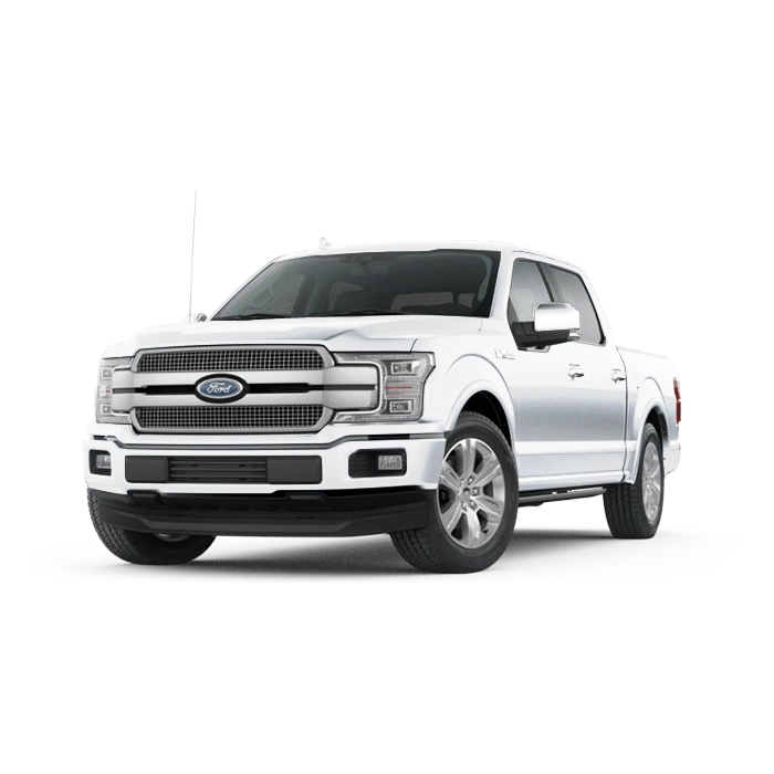 Ford F-150 Star White